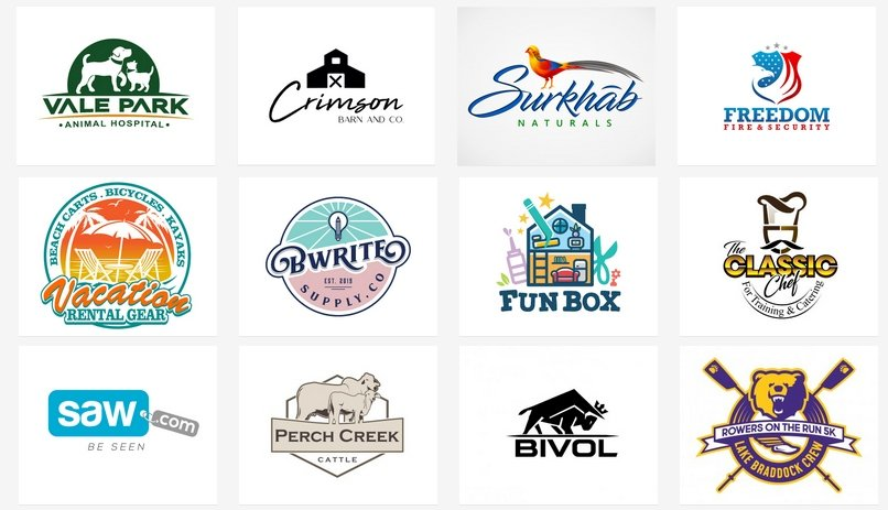 Thiết kế logo chuyên nghiệp cho doanh nghiệp